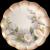 "Antique HandPainted ""Morning Glories"" George Jones Crescent China, ca. 1874-1924"