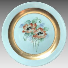 Raynaud & Co Display Plate, Signed