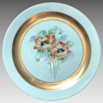 Raynaud & Co Display Plate, Signed
