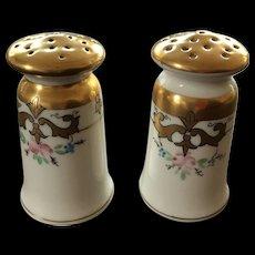 Pickard China HandPainted Salt & Pepper Shakers