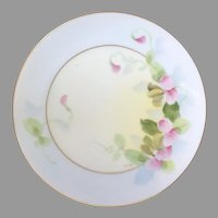HandPainted Antique Pickard Plate ca.1912-1918