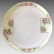 Signed Small HandPainted Plate