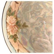 : HandPainted Plate ca. 1920-1940s