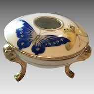 Early Noritake Nippon Hair Receiver ca.1910-1921