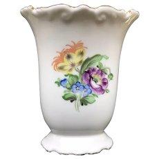 Herend Miniature Vase