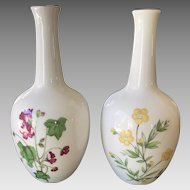 Pair of Minton Bud Vases