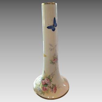 Early Noritake Nippon Tall Vase ca.1910-1921