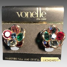 Vintage Vonelle Earrings