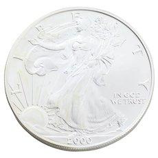 1oz  Silver Coin Walking Liberty  Round Silver Coin Bullion 999 Pure