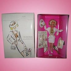 """Mattel Barbie Classique Barbie doll """"City Style Barbie"""""""