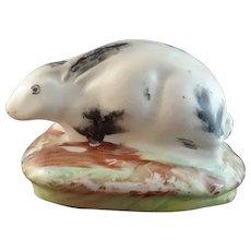 Circa 1850 Staffordshire Rabbit
