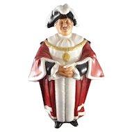 "Royal Doulton Figurine HN 2280 ""The Mayor"""