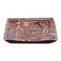 19th Century Dutch Tobacco Snuff Box