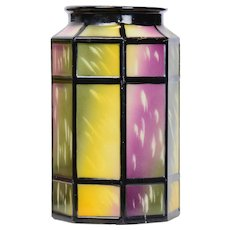 Hand Painted Vaseline Shade - four available