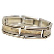 William Spratling .925 Silver Link Unisex Bracelet