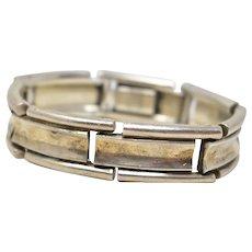 William Spratling .925 Silver Link Unisex Bracelet