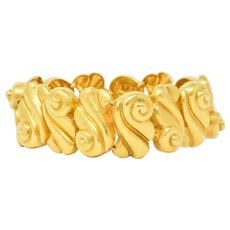 Zolatas Vintage 22 Karat Gold Bracelet