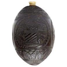 Flask, coconut or bugbear Civil War