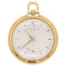 Patek Philippe, Gold Pocket Watch
