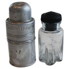 Swan Ink Last Drop Travelers Bottle