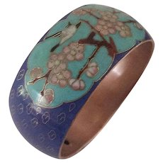 Beautiful, Vintage, Chinoiserie, Bracelet