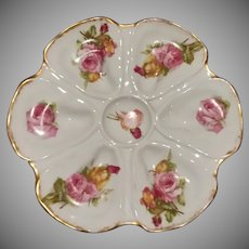 Antique,  Lazarus Strauss & Sons, Limoge, Oyster Plate