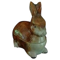 Wonderful Vintage Rabbit Tureen