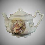 Vintage Tea Pot, Arthur Wood, Staffordshire, England