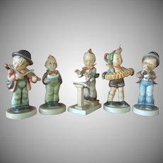 1950's Hummel Musical Figurines