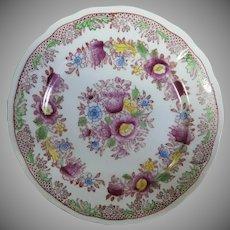 Vintage Hand Painted Plates ~ Set of Six