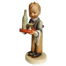 Hummel Figurine ~ Waiter # 154/0