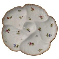 Charles Field Haviland, Limoges, Oyster Plate