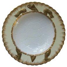 Rare 19th Century Terrapin Turtle  Bowl ~ England