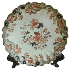 Antique Imari Copeland Plates - Set of Six
