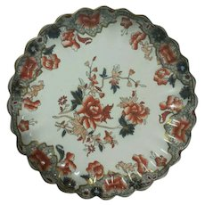 Antique W. T. Copeland & Sons, Stoke Upon Trent, England, set of 6 Plates, Luncheon,  Desert / Salad