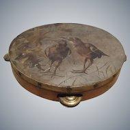 Antique Folk Art, Tambourine