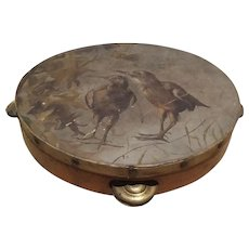 Antique Folk Art, Tambourine