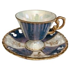 Arco Demitasse Cup and Saucer