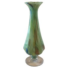 Authentic Venetian Murano Vase