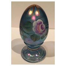Fenton Opalescent Egg