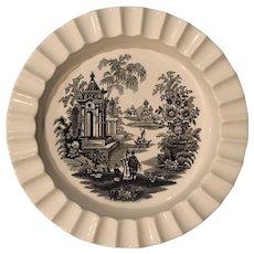 Vintage Porcelain Pickman S.A. La Catuja De Sevilla
