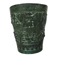 After the Antique, Large Bronze Roman Cup