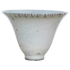 18th/19th Century, Chawan Korean Bowl, Glazed Earthenware