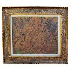 Constant Permeke (1886-1952) Mixed media on paper, Belgian Impressionist Painter