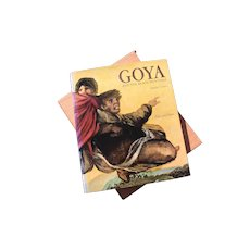 Goya and the Black Paintings by Francisco Javier Sanchez Canton, 1964