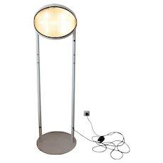 Italian Vintage Design, Tall Floor Lamp: Totum by Boccato, Gigante for Zerbetto