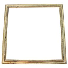 Portuguese Baroque Giltwood Frame, 19th Century