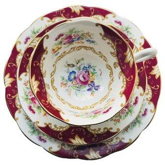 Royal Albert Canterbury Tea Trio No 832881