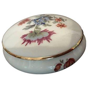 Elite Limoges France trinket Dish