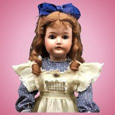 "26"" QUEEN LOUISE Armand Marseille - EXCEPTIONAL Antique German Bisque Head Doll"